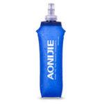Оригинал AONIJIE 500 МЛ Складная Бутылка Воды Портативный На открытом воздухе Спорт Велоспорт Пешие Прогулки Восхождение Soft Чайник