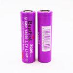 Оригинал BestPire18650Батарея3000мАч40A 3.7 В перезаряжаемый литиевый Батарея