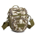 Оригинал Men Outdoor Camouflage Bag Shoulder Bag Sports Portable Bag