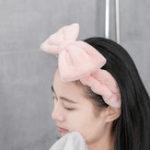 Оригинал XIAOMI Jordan & Judy Регулируемая Волосы Стандарты Макияж для ухода за кожей Soft Эластичные головные уборы Домашний офис Путешествия