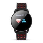 Оригинал 1,3'цветнойэкранСердцеОценитьартериальное давление Кислород Монитор Водонепроницаемы Социальные сообщения Просмотр Smart Watch