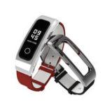 Оригинал Mijobs Soft Натуральная Кожа Часы с ремешком Стандарты для Huawei Honor 4 Беговая версия