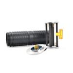 Оригинал Удлинитель Трубка для ASTROLUX MF01 MF02 MF02S MF04 MF04S Запасной длинный корпус Трубка Комплект с держателем Батарея