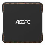 Оригинал ACEPC AK3V Intel J3455 4 ГБ RAM 64GB EMMC ROM 5G WIFI Bluetooth 4.0 Mini PC Поддержка Windows 10