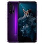 Оригинал HUAWEIHONOR20Pro6,26дюйма 48MP Quad сзади камера NFC 8 ГБ RAM 128 ГБ ПЗУ Kirin 980 Octa core 4G Смартфон
