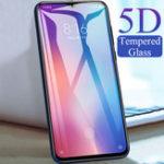 Оригинал Bakeey5DПолнаязащитаотвзрыва Закаленное стекло-экран протектор для Xiaomi Mi9 / Xiaomi Mi 9 Прозрачный выпуск