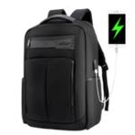 Оригинал ARCTIC HUNTER B00121C 18 дюймов Рюкзак для ноутбука USB зарядка для ноутбука Сумка Мужское плечо Сумка Деловой случайный рюкзак для путешествий Корейс