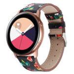 Оригинал Bakeey 42mm Leather Smart Watch Стандарты Soft Ремешок для часов Galaxy Samsung Часы Active