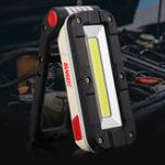 Оригинал SUNREIV1000COB+LED180 ° Регулируемый магнитный хвост LED Рабочий свет USB Аккумуляторный фонарик Многофункциональный EDC фонарик