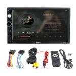 Оригинал 7010Plus 7 дюймов 2 Din Touch Авто MP5-плеер Bluetooth стерео FM Радио USB TF AUX