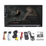 Оригинал 7 дюймов 2Din Touch Авто MP5-плеер Bluetooth стерео FM Радио USB TF AUX