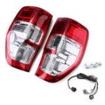 Оригинал Задний фонарь в сборе с тормозом Лампа с жгутом проводов для Ford Ranger Ute PX XL XLS XLT 2011-2018