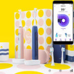 Оригинал [2019NEW]XIAOMISOOCASX5Smart APP Электрическая зубная щетка
