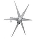 Оригинал 6 лопастных 12V / 24V 800W ветрогенератор ветрогенератор контроллер Набор