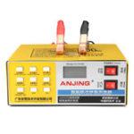 Оригинал 12V / 24V LCD Дисплей Батарея Зарядное устройство Интеллектуальный импульсный ремонт Сухой влажный Smart