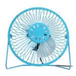 Оригинал 6дюймовUSBмалыйнастольныйвентилятор Портативный 4 Лопасти Cooler Вентилятор охлаждения для Кемпинг Travel