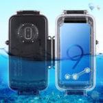 Оригинал 40мДайвингАнти-давлениеАнти-взрывПротивоударныйВодонепроницаемы Чехол Для Samsung Galaxy S9 / Galaxy S9 Plus