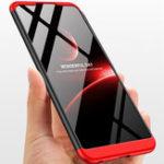 Оригинал Bakeey3в1ДвойнойDip 360 ° ЖесткийПК Защитный Чехол Для Asus ZenfoneMaxPro(M2)ZB631KL
