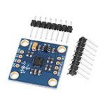 Оригинал GY-50 L3G4200D Трехосная гироскопическая угловая скорость Датчик Модуль IIC / SPI Протокол связи для Arduino