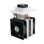 Оригинал 12 В 10A DIY Электрический Пельтье Холодильный Радиатор Система Охлаждения Полупроводниковый Холодильник
