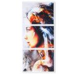 Оригинал 3 Шт. / Компл. Современный Без Рамы Печать на Холсте Живопись Плакат Wall Art Picture Украшения Дома