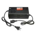 Оригинал 48V 2.5A Электрический самокат Батарея Зарядное устройство Panterra PC Plug для 48V Lipo Электрический E-bike Power Инструмент Скутер Батарея Pack