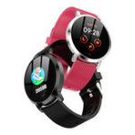 Оригинал BakeeyYX091.3'CustomDialВ режиме реального времени Сердце Оценить Монитор Large Батарея Сообщение Push Music Control Smart Watch