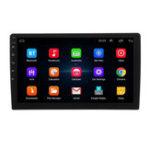 Оригинал 10.1 дюймов Android 8.1 Авто Стерео Радио MP5-плеер HD Сенсорный экран GPS Bluetooth 4G WIFI DAB Поддержка Задняя камера