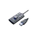 Оригинал Live Broadcast USB7.1 звуковая карта Микрофон для игры PUBG для портативных компьютеров