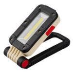 Оригинал SUNREIV380COB+светодиодныйсветодиодный рабочий свет USB аккумуляторная EDC фонарик 180 ° складной магнитный хвост серебристый