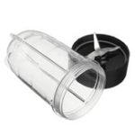 Оригинал Крестообразное лезвие и чашка для комбинированного блендера Волшебный Пуля Включает сменные принадлежности для лезвийного механизма и п