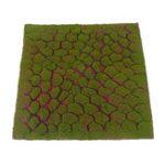 Оригинал Искусственная трава Искусственный искусственный мох Linchen Turf Растение Lawn Patio Сад Украшения