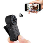 Оригинал Мини WiFi Наблюдение камера 1080P HD С Магнитной Сетью камера HD Упражнение IP камера