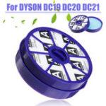 Оригинал Моющиеся Pre Post Мотор Фильтры заменить для DYSON DC19 DC20 DC21 Пылесос