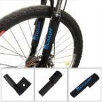 Оригинал OUTERDO 2 шт. Износостойкий MTB горный велосипед передняя крышка вилки черный На открытом воздухе аксессуары для велоспорта велосипед передняя
