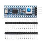 Оригинал STC15W408AS Базовая системная плата Минимальная системная плата 51 Совет по развитию микрокомпьютера с одним чипом Учебная доска TTSOP20