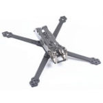 Оригинал Skystars G730L Part 4mm Thickness Replace Frame Arm Carbon Fiber for RC Drone FPV Racing