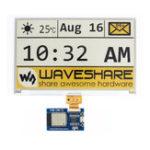 Оригинал Waveshare 7.5 дюймов Экран Bare e-Paper + плата водителя на борту ESP8266 Модуль Беспроводной WiFi Желтый Чёрно-белый Дисплей Совместимость Arduino