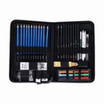 Оригинал H & B HB-TZ65 48Pcs Набор эскизов карандашей для художественных принадлежностей Sketch Инструмент Набор карандашей для рисования Professional Drawing Sketching Art