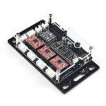 Оригинал EleksMaker®Mana3осиCДержатель Степпер Мотор Драйвер Лазер Плата контроллера Гравер с ЧПУ Гравировальный станок DC 12V