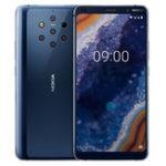Оригинал Nokia9PureView5,99дюйма2K Дисплей Пять задних камер NFC 6 ГБ 128 ГБ Snapdragon 845 Octa core 4G Смартфон