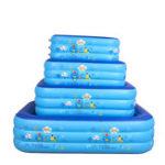 Оригинал 1.2/1.3/1.5/ 1.8M Детское надувное плавание Бассейн Childs Toddlers Family Backyard Сад Бассейн