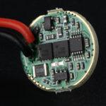 Оригинал ConvoyDIY17-ммSST40фонарикДрайвер с 4 режимами 0.1% -3% -30% -100% Макс. Выходная мощность 5000 мА