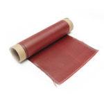 Оригинал 1 м 3 К 200 г Красного Углеродного Волокна Гибрид Ткань Ткань Обычного Плетения Ткань Высокая Прочность для Строительства Моста Ремонт Ремон