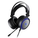 Оригинал Rapoo VH530 Gaming Headset 7.1-канальный USB Surround Sound Breathing LED Подсветка наушников с Микрофон для компьютерных профессий
