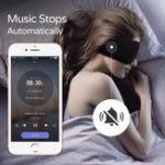 Оригинал XIAOMI Sleepace Sleep APP Наушники Моющийся глаз Маска