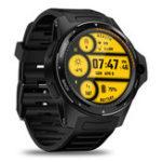 Оригинал ZeblazeTHOR5Технологиядвойногонабора микросхем 4G Global LET Bands 800 Вт фронтальная камера 2 + 16G WI-FI GPS 1,39 'AMOLED Смарт-часы