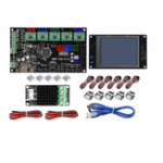 Оригинал TF3.2 LCD Дисплей Экран + MKS GEN V1.4 Материнская плата материнской платы + MOS MINI + 5x A4988 Драйвер + 6x Концевой выключатель Набор Для 3D-принтера