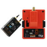 Оригинал FrSky R9M 2019 900MHz Long Range Transmitter Module & R9 Receiver with R9 T Antenna Combo