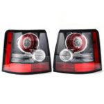 Оригинал 2 ШТ. Авто Задние LED Задние фонари Лампы для Land Rover Range Rover Sport 2005-2013